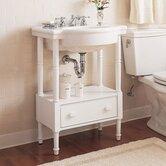 Retrospect Washstand with Bathroom Sink Set