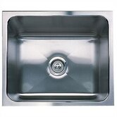 "Magnum 7.5"" Single Bowl Undermount Kitchen Sink"