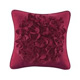Summerfield Flower Design Decorative Pillow