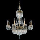 Romanoff 10 Light Chandelier