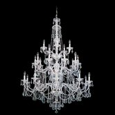 Sterling 25 Light Chandelier
