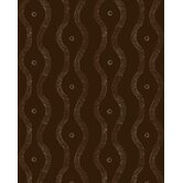 Landscapes Mediterranean Brown Rug