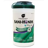 SaniWorks Cleaning Wipes and Cloths