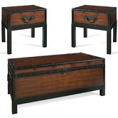 Voyage 3 Piece Coffee Table Set