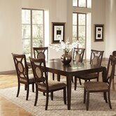 Visconti 7 Piece Dining Set
