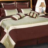 Vienna 8-Piece Cotton Comforter Set