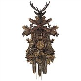 30&quot; Traditional 8-Day Movement Cuckoo Clock with Deer