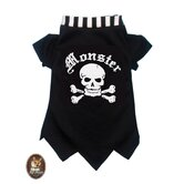 Monster Pirate Dog Shirt