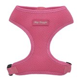 Ultra Comfort Mesh Dog Harness Vest in Pink
