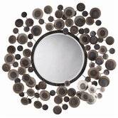 Kensey Abstract Iron Mirror