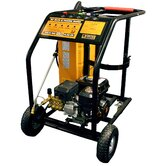 Black Bull Hot Water Pressure Washer