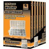 Black Bull 720 Piece Washer Assortment Set