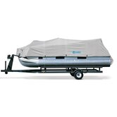 Hurricane Pontoon Boat Cover