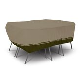 Villa Rectangular Or Oval Dining Set Cover