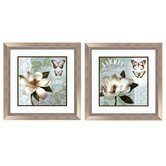 Our Botanical Garden Framed Wall Art (Set of 2)
