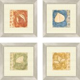 Leaf Oasis Framed Art (Set of 4)