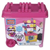 Mega Bloks Build'n Play Kitchenette