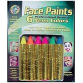 Crafty Dab Jumbo Crayon Face Paints