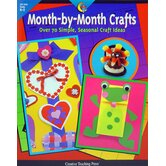 Month-by-month Crafts Gr K-1