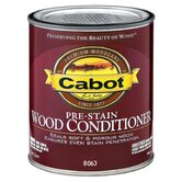 1 Quart Pre-Stain Wood Conditioner 144-8063 QT