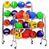 Ball Storage Carts