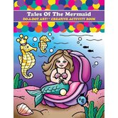 Tales Of The Mermaid Do-a-dot Art