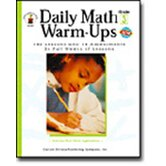 Daily Math Warm-ups Gr 3