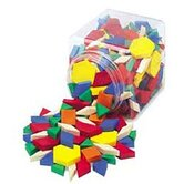 Pattern Blocks Standard 250/pk