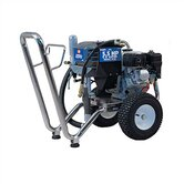 Gas Piston Airless Sprayer