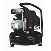 4 Gallon Pancake Oil Lubed Air Compressor