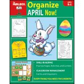Organize April Now K-1