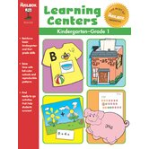 Learning Centers Gr K-1 The Best Of