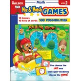 Mix Match Games Math Gr 2