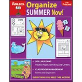 Organize Summer Now Preschool