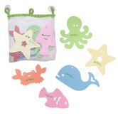 Sea Friends Bath Toy (Set of 5)