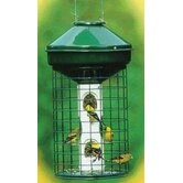 Avian Series Mixed Bird Feeder in Green