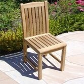 Teakwood Dining Side Chair