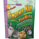 Timothy Hay Tidbits Small Animal Treat - 2.5 lbs