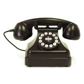 Kettle Classic Desk Phone in Black