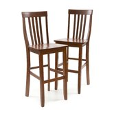 "School House 30"" Barstool in Classic Cherry"