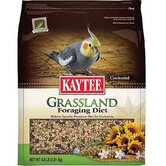 Grassland Foraging Diet Cockatiel Bird Food
