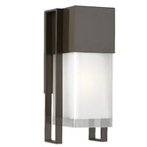 Clybourn Outdoor Wall Lantern in Bronze-TDL