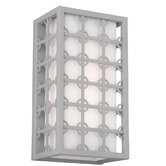 Sunset Blvd One Light Outdoor Wall Lantern