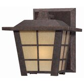Shoji 1 Light Outdoor Wall Light