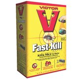 Victor Fast-Kill Disposable Bait Station (Set of 2)