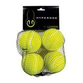Mini Replacement Tennis Balls for Hyper Dog Toys (4 Pack)
