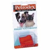 Finger Toothbrush Pet Dental Care - 2 Pack