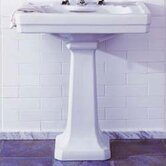 Lutezia Bathroom Sink Pedestal Only