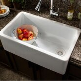 "London 24"" x 18"" Single Bowl Farm Kitchen Sink"
