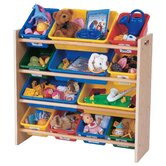Primary Toy Organizer